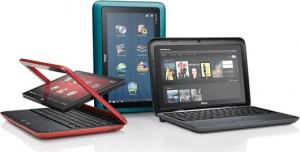 Dell fabrica un híbrido entre tablet y notebook