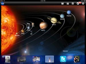 La NASA libera una aplicación para iPad