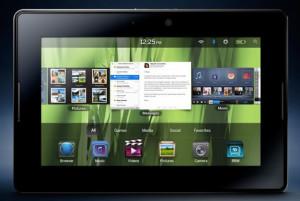 El sistema operativo de Playbook se lanzará para móviles