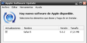 Apple libera actualización Safari 5.0.2