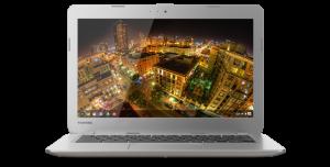 Toshiba presenta el primer Chromebook de 13 pulgadas