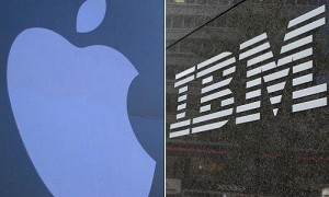 IBM y Apple firman un acuerdo de colaboración