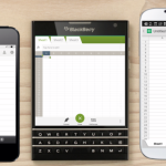 BlackBerry Passport le sigue apostando al teclado