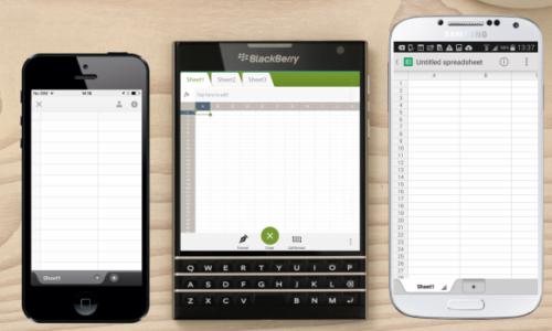 BlackBerry Passport le sigue apostando al teclado