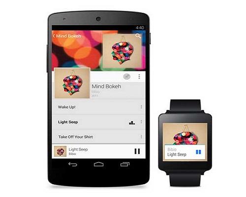 El Android Wear ya puede hacer fotografías