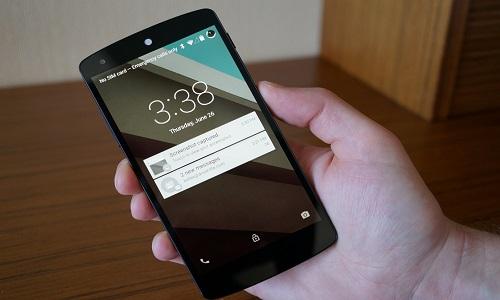Facebook adelanta cambios sobre su actualización para Android L