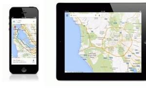 Google lanza la nueva versión 3.2 de Google Maps para IOS