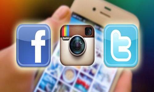 La App Hashtack permite compartir imágenes en todas las redes sociales