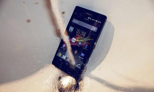 Los smartphones más resistentes