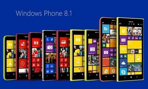 Microsoft actualiza su versión de Windows para Nokia Lumia