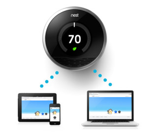 Google compra Nest por $3,2 Mil millones