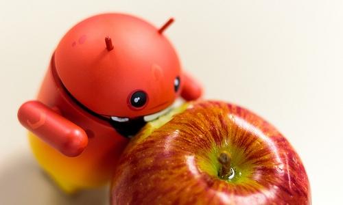 Por qué Android le está ganando la batalla a iPhone