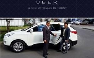 Uber, llega con polémica