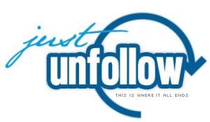 Justunfollow, elimina gente que no te sigue en Twitter