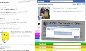 Los 10 engaños de Facebook más virales