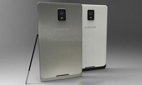 El Galaxy Note 4 llegará el 3 de septiembre