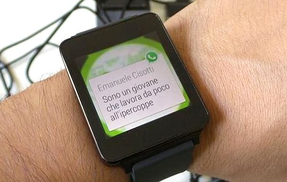 Smartwatchs Whatsapp