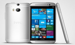La versión del One M8 para Windows Phone ya está disponible