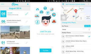 Rove, tu diario personal para Android