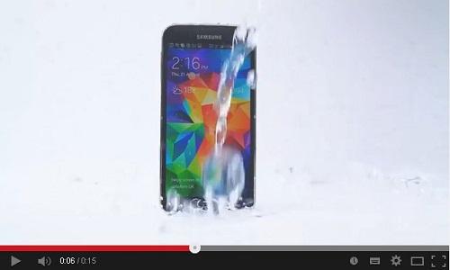 Samsung y Apple se suman al reto del Ice Bucket Challenge