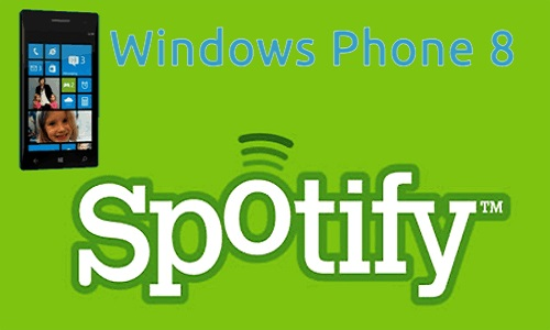 Spotify será gratis para los usuarios de Windows Phone