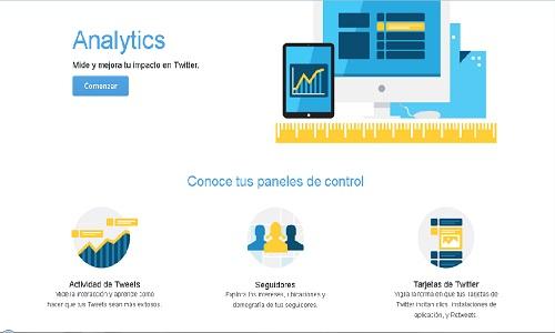 Twitter Analytics analizará la repercusión real de los tweets publicados