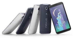 Nexus 6, el nuevo phablet de Google