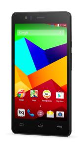 Aquaris E5 4G, el nuevo smartphone de bq