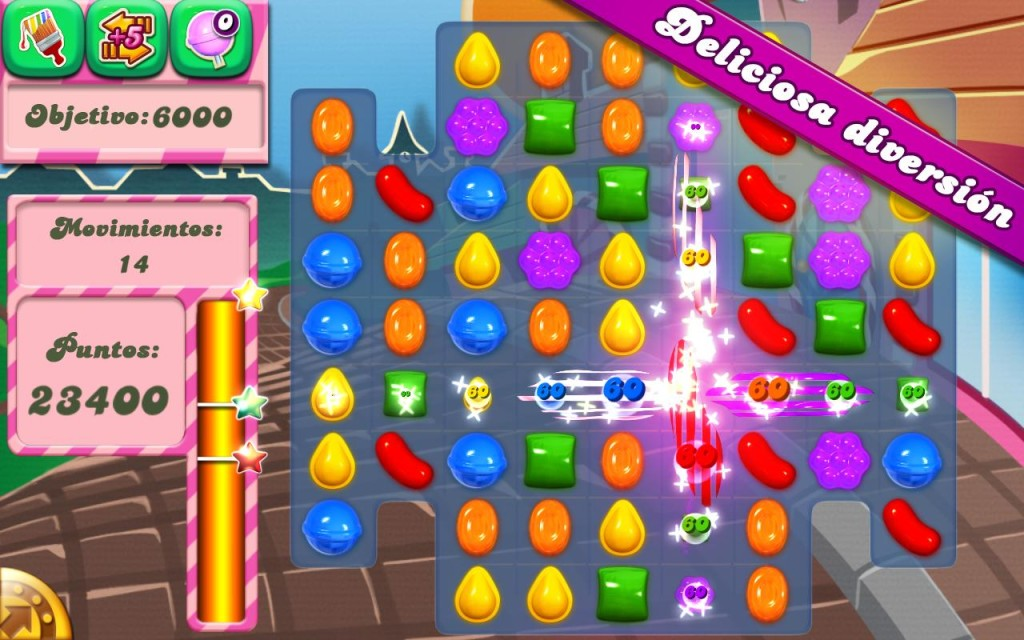 Foto candy Crush