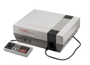 Nintendo reinventa su consola NES de los años 80