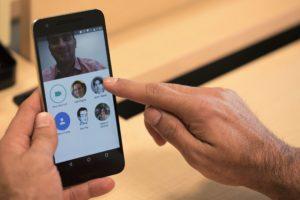 Duo, la nueva app para videollamadas de Google