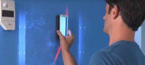Nuevo sensor para ver a través de las paredes con tu Smartphone