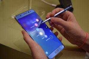 Samsung empieza a entregar los nuevos Galaxy Note 7 en España