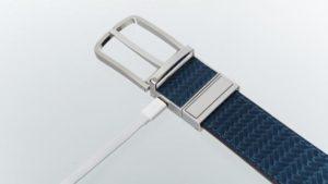 Welt, el cinturón inteligente para controlar la dieta de Samsung