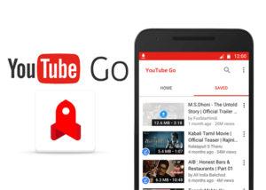 Youtube Go, la nueva app que llega desde La India