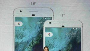 Google Pixel y Pixel XL: Características y precio