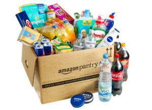 Amazon Pantry, el nuevo servicio para hacer la compra semanal