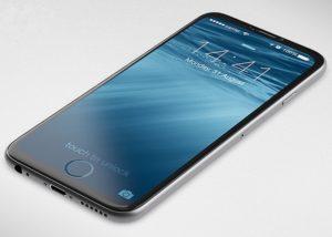 El iPhone 8 llegaría con pantalla OLED