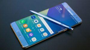 ¿Cómo puedo devolver el Galaxy Note 7?