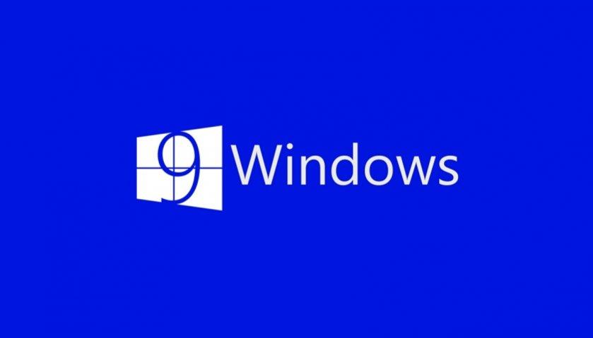 Logo del Windows 9