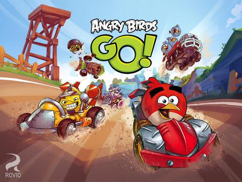 Angry Birds Go